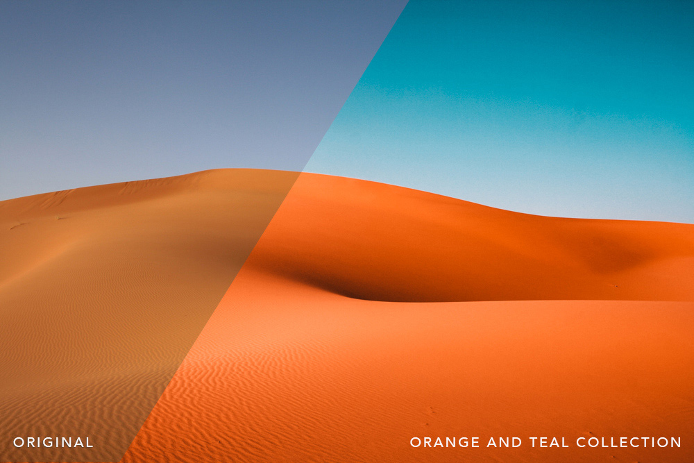 Orange And Teal Lightroom Presets Are Perfect For Your Fashion Travel Landscape Cityscape And Street Photography But Also For Lifestyle And Adventure Photos