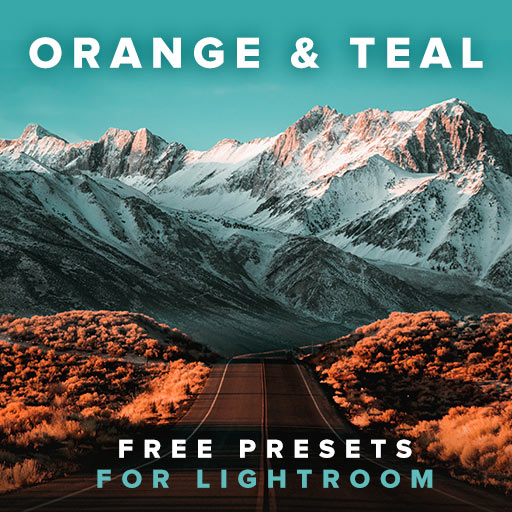 Free Orange And Teal Presets For Adobe Lightroom